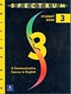 spectrum 3: a communicative course in english, level 3-9780138300685