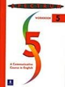 spectrum 5: a communicative course in english, level 5 workbook-9780138302092