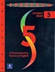 spectrum 5: a communicative course in english, level 5-9780138301910