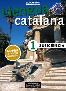 suficiència 1. llibre de l alumne. català per a adults-9788448943615
