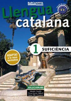 suficiència 1. solucionari. català per a adults-salvador comelles-9788448943622