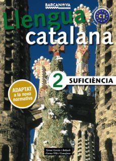 suficiència 2. llibre de l alumne. català per a adults-9788448943639