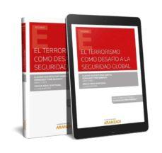 terrorismo como desafio a la seguridad global. formato duo-9788491773191