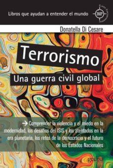 terrorismo: una guerra civil global-donatella di cesare-9788416919703
