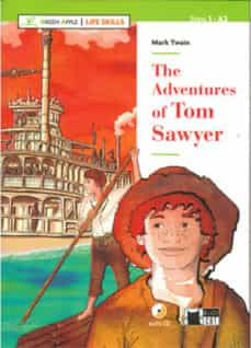 the adventures of tom sawyer + cd-9788468250199