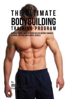 the ultimate bodybuilding training program-9781941525807
