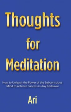 thoughts for meditation-9781546230977