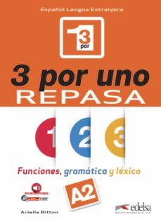 tres por uno (a2) libro-arielle bitton-9788490813041