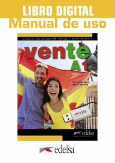 vente a1 libro digital y manual de uso-9788490815175