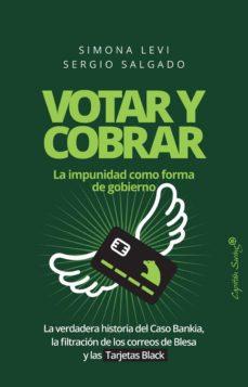 votar y cobrar-simona levi-9788494645266