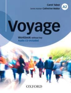 voyage a2 workbook + cd-rom without key pack-9780190518660