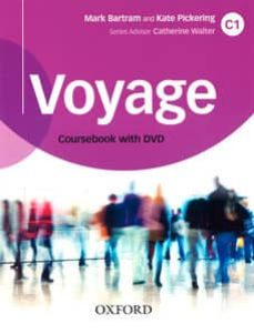 voyage c1 student book + dvd-rom pack-9780190518745