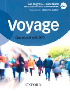 voyage elementary a2 student s book and dvd pack-9780190518622