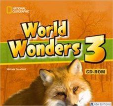 world wonders 3 cd-rom-9781424078875
