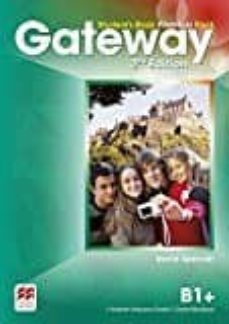 gateway (2nd edition) b1+ student s book premium pack-9780230473157