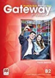 gateway (2nd edition) b2 student s book premium pack-9780230473171