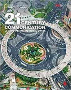 21st century communication 4: listening, speaking and critical thinking: student book with online workbook-9781337275835