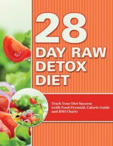 28 day raw detox diet-9781681850603