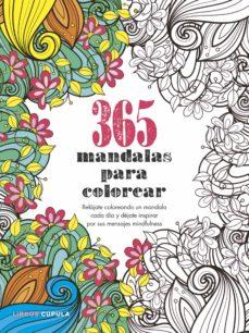 365 mandalas para colorear-9788448022761
