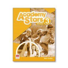 academy stars 3 workbook-9780230490024