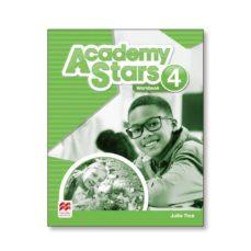 academy stars 4 workbook-9780230490123