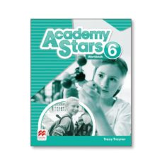 academy stars 6 workbook-9780230490321