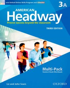 american headway 3. multipack a - 3rd edition (american headway third edition)-9780194726160