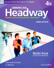 american headway 4 multipack b 3ed-9780194726412