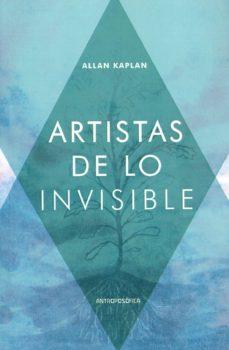artista de lo invisible-allan kaplan-9789876821315