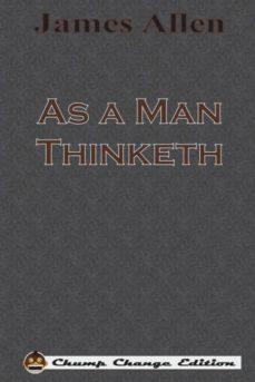 as a man thinketh (chump change edition)-9781640320567