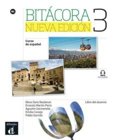 bitacora 3 curso de español  libro del alumno nueva edicion-9788416657520