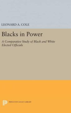 blacks in power-9780691654720
