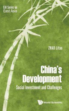 chinas development-9789813223448