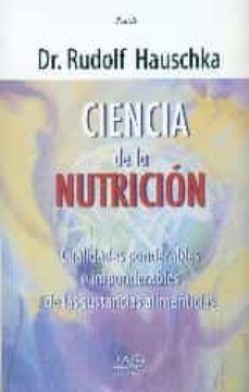 ciencia de la nutricion-rudolf hauschka-9788494373510