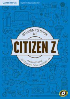 citizen z start a1 sb augmented reality-9788490360118