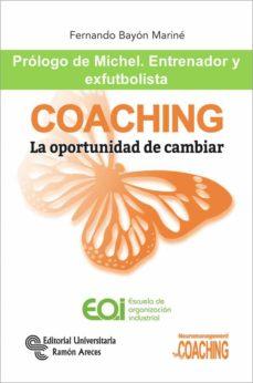 coaching: la oportunidad de cambiar-9788499612836