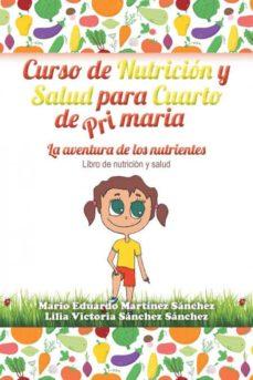 curso de nutrición y salud para cuarto de primaria-9781506500126