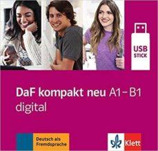daf kompakt neu a1-b1 digital usb stick-9783126763196