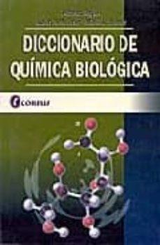 diccionario quimica biologica-a. rigalli-9789509030121