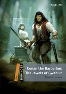 dominoes 2 conan the barbarian jewels of gawahlur mp3 pack-9780194639583