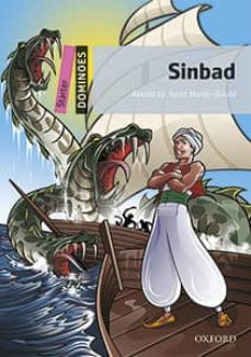 dominoes starter: sinbad mp3 pack-janet hardy-gould-9780194639217
