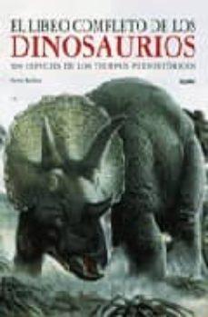 el libro completo de los dinosaurios-steve parker-9788498011418
