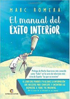el manual del exito interior-marc romera alvarez-9788416760671