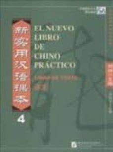 el nuevo libro de chino practico 3- libro de texto (incluye cd de audio mp3)-9787561935774