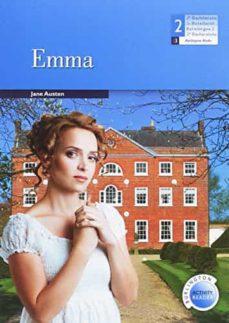 emma - 2º bachillerato (burlington international readers)-9789963273669