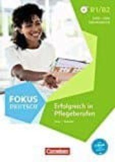 erfolgreich in pflegeberufen. libro de curso y ejercicios-9783060213054
