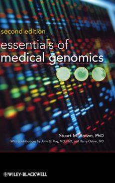 essentials of medical genomics-9780470140192