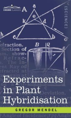 experiments in plant hybridisation-9781944529833