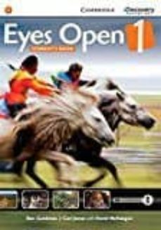 eyes open level 1 student s book-9781107467255