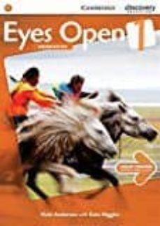 eyes open level 1 workbook with online practice-9781107467330